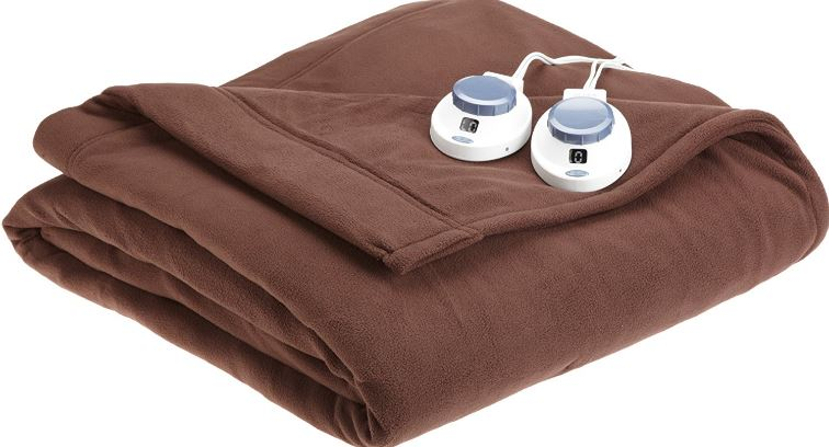 SOFT HEAT ELECTRIC HEATED BLANKET