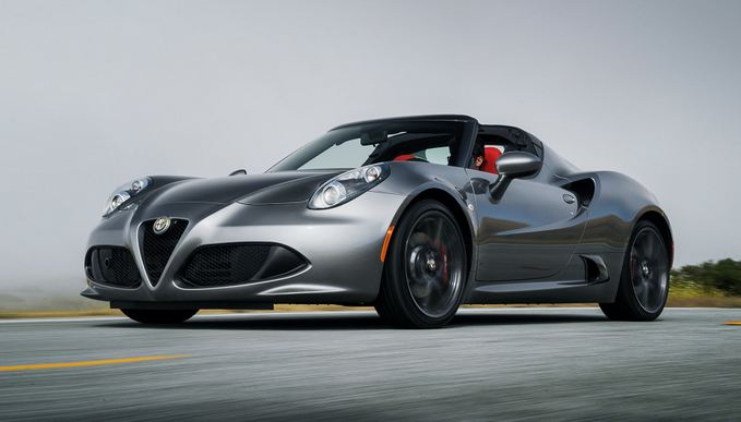 2017 Alfa Romeo 4c >> Top 10 Most Beautiful Cars in The World 2018 | World's Top Most