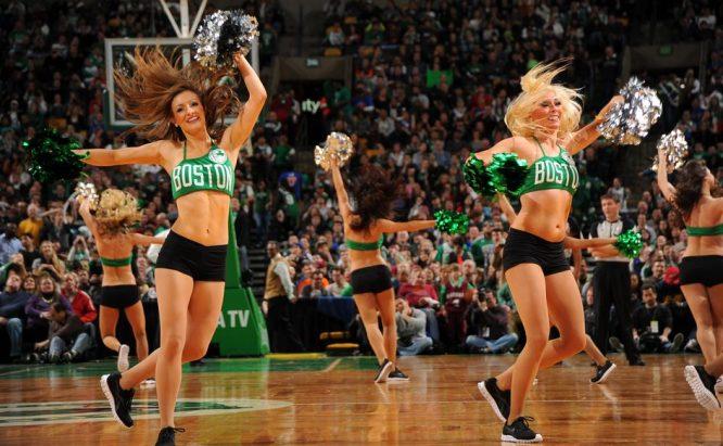 Hottest NBA Cheerleaders