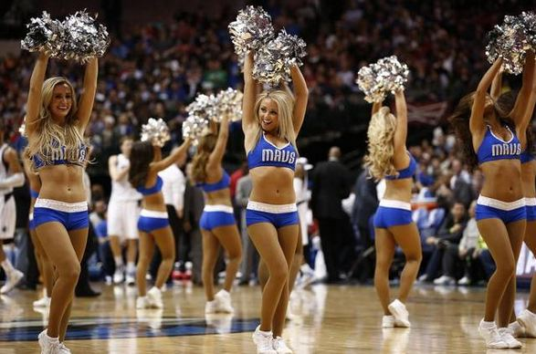 Hottest NBA Cheerleaders
