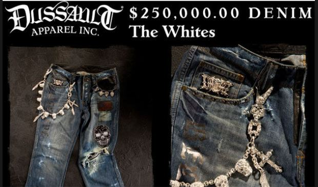 Most Expensive Jeans Brand
