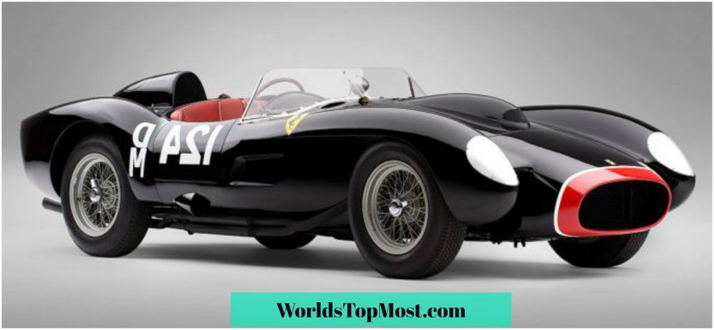 Most Expensive Ferrari Cars