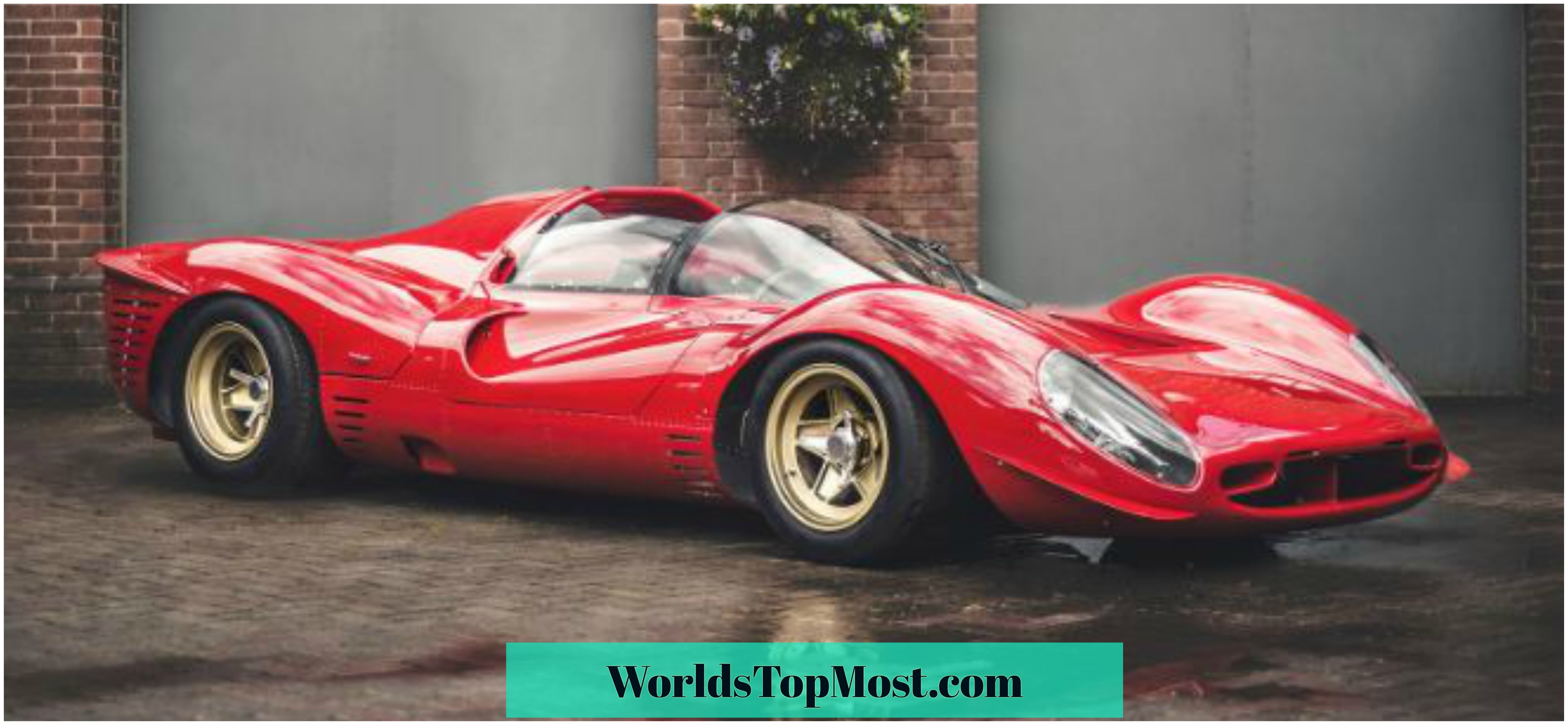 Superb Most Expensive Ferrari Cars 2019