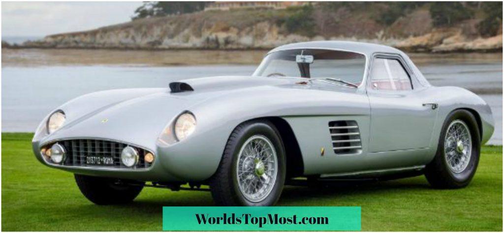Most Expensive Ferrari Cars