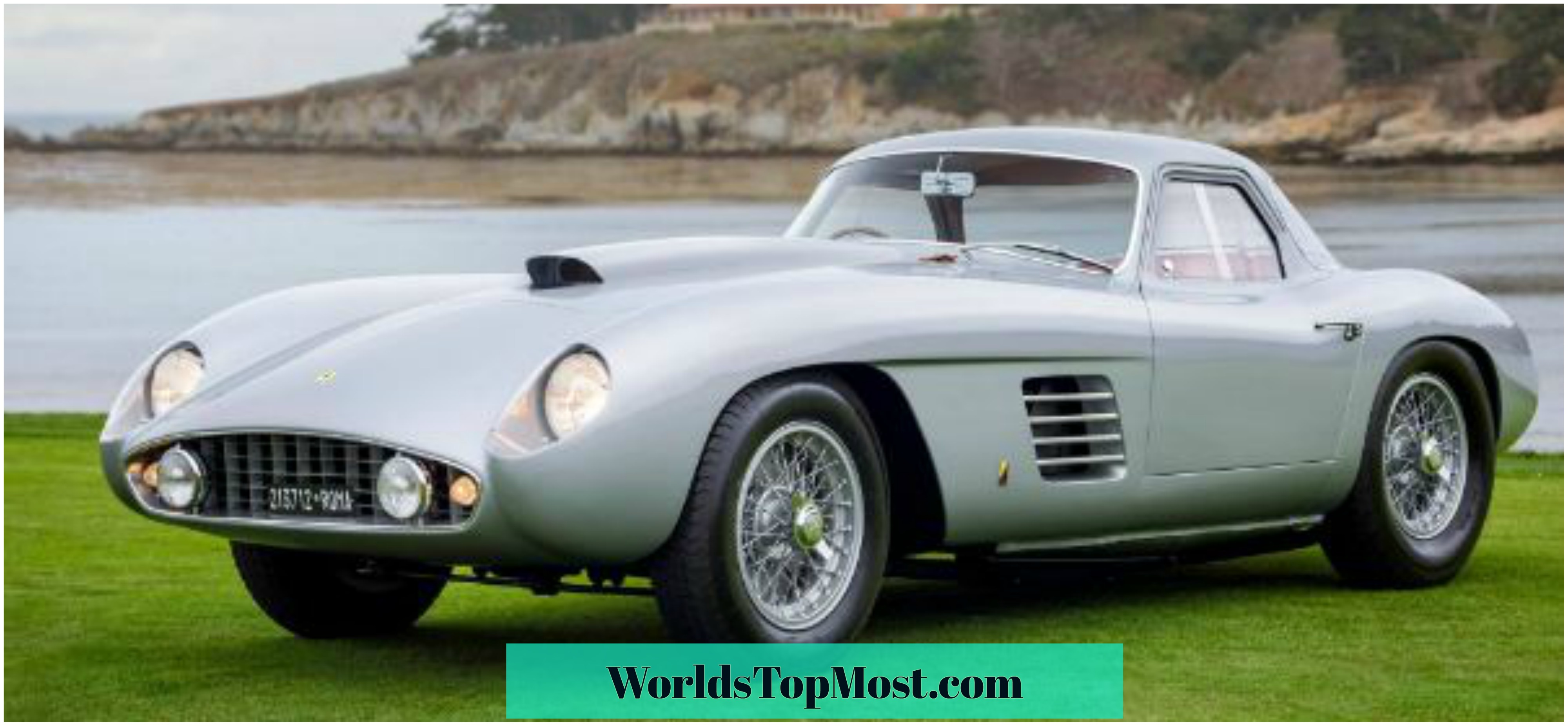 Most Expensive Car In The World And Its Price