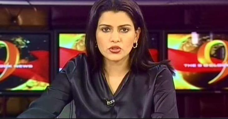 Hottest Indian Journalist