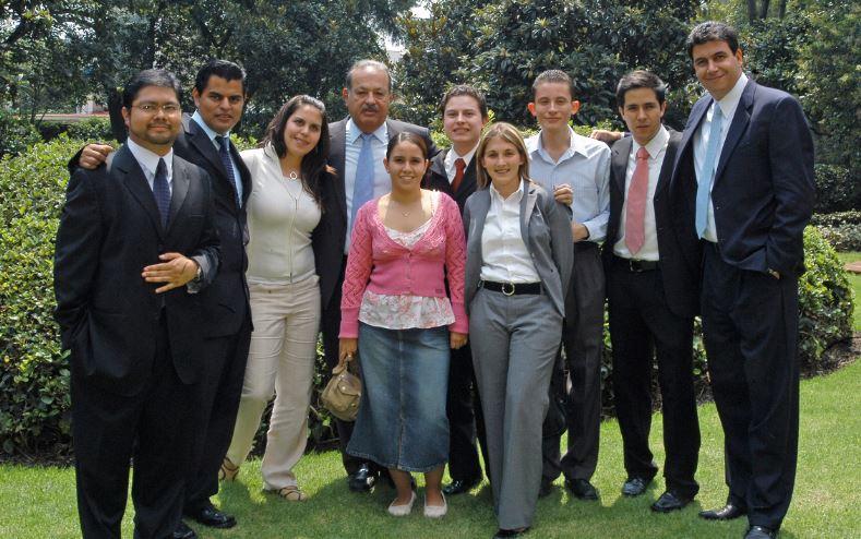 Richest Families