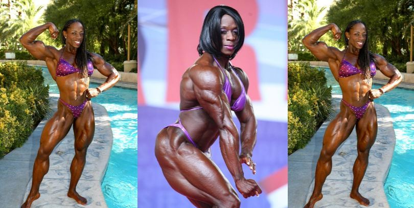 Sexiest Female Bodybuilders