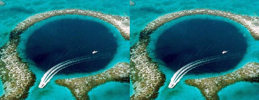 Deepest Oceans