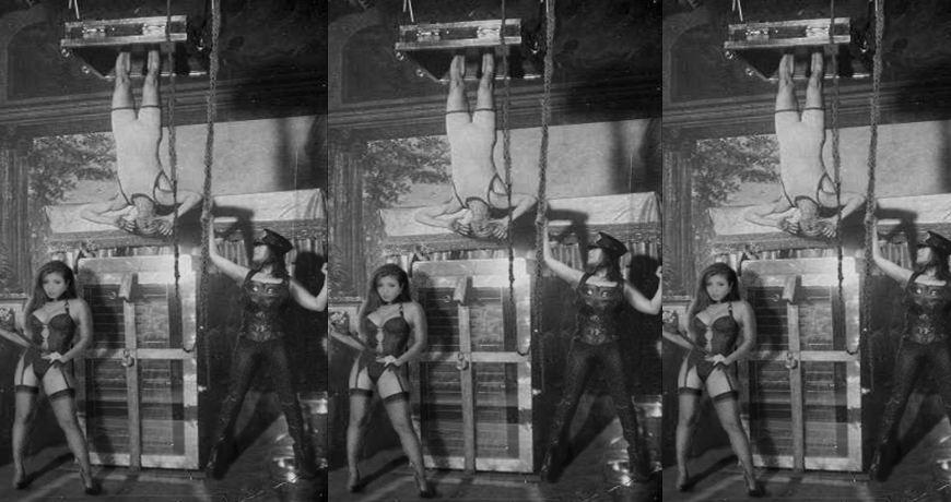 Chicas tailandesas masaje y follada