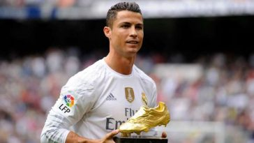 Cristiano Ronaldo Richest football players in the world 2018