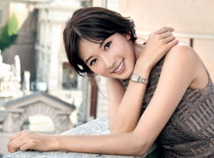 Most Beautiful Chinese Female Celebrities 2019